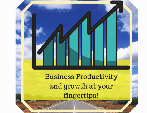 Productivity and growth at your fingertips!