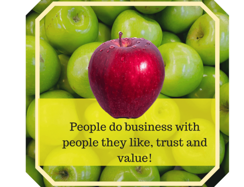 Do people do business with people they like…?