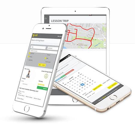 YLOO Drive - Driving School Software